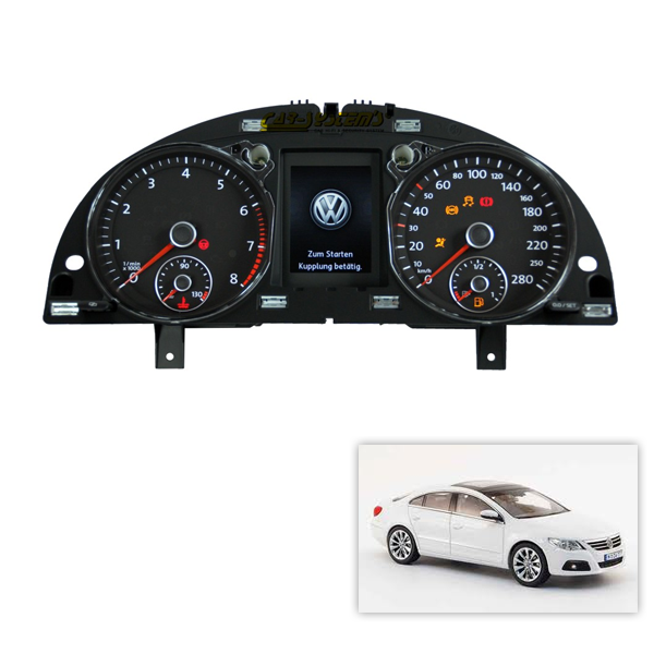 Compteur Volkswagen CC