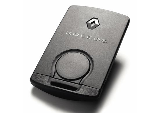 Carte demarrage Renault