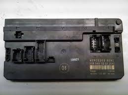 r paration cl mercedes nouvelle g n ration electronikauto. Black Bedroom Furniture Sets. Home Design Ideas